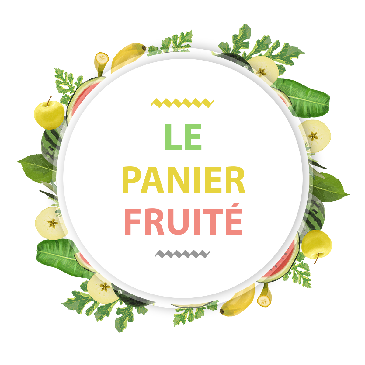 Le Panier Fruité